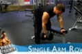 Your 12-Week Daily Video Trainer - Wednesday, Week 7: Back, Biceps & Calves