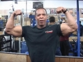 Bill Grant's Old School Bodybuilding Series For Arms: Tip on Posing
