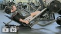 Kris Gethin's DTP - Legs & Upper Abs Workout