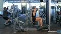 Exercise Guides: Machine Squat (F)