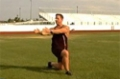 Innovative Training Guide For The Military: Alternating Walking Backward Twisting Lunges