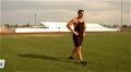 Innovative Training Guide For The Military: Alternating Walking High Leg Swings