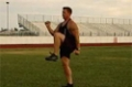 Innovative Training Guide For The Military: In-Place High Knee Sprints