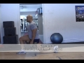 The Chub To Champ Video Transformation - Walking Dumbbell Lunges