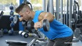 Exercise Guides: Bent-Over Dumbell Lateral Raise (M)