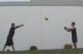 Medicine Ball: Overhead Toss