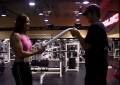 Partner Assisted Biceps Curl & Triceps Pushdown