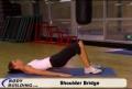 Pilates: Shoulder Bridge Hareketi Video Anlatým