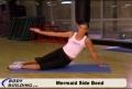 Pilates: Mermaid Side Bend
