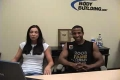Bodybuilding.com Justin.tv TV Channel, Episode #21: FAME Pro Kendall Wood & Lisawannadance