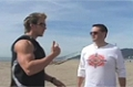 Rebuilding Ron Lester, Episode #9: Beach Workout