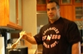 Cooking With Christina, Episode #8: Mark Cooking