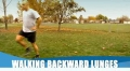 Innovative Training Guide For The Military: Walking Backward Lunges