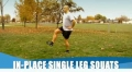 Innovative Training Guide For The Military: In-Place Single Leg Squats
