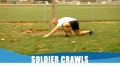 Innovative Training Guide For The Military: Soldier Crawls