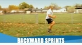Innovative Training Guide For The Military: Backward Sprints