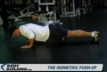 The Isometric Push-Up