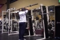 Think Outside Of The Box Series: Shoulder Width Standing Overhead Extensions