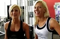 2008 Arnold Classic: Jamie Eason & Barbie Barbell Interview