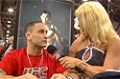 2008 Arnold Classic: Marika Talks With Frankie Edgar
