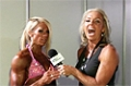 2009 Olympia Weekend: Mindi O'Brien's Turning Up The Heat