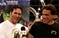 2009 Olympia Expo: Lou Ferrigno Interview with Mike O'Hearn