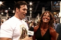 2009 Olympia Expo: IFBB Figure Pro Erin Stern Interview