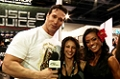 2009 Olympia Expo: New IFBB Pro Christina Vargas Interview