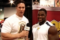 2009 Olympia Expo: BSN booth interview with Brandon Curry