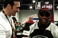 "2009 Olympia Expo: Interview With Reigning Mr. Olympia Dexter ""The Blade"" Jackson"