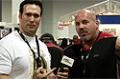 2009 Olympia Expo: Crazy Powerlifter White Rhino