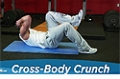 Exercise Guides: Cross-Body Crunch, Male/Short Clip