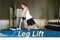 Exercise Guides: Leg Lift, Male/Short Clip