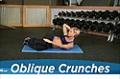 Exercise Guides: Oblique Crunches, Male/Short Clip