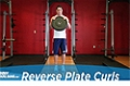 Exercise Guides: Reverse Plate Curls, Male/Short Clip