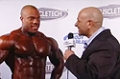 2008 Arnold Classic: Phil Heath Interview