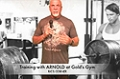 Ric's Corner: Training With Arnold Schwarzenegger, Part 1