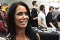 2009 Arnold Classic: Gaspari Booth Elise Firestone Interviews Kirsten Lykus