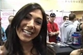 2009 Arnold Classic: Gina Ostarly Interviews Elise Firestone