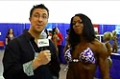 2009 Arnold Classic: Heather Grace Interviewed By Isaac Hinds