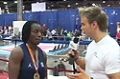 2009 Arnold Classic: Rob Riches Interviews - Female Boxer Vanessa Jackson