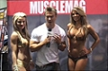 2009 Arnold Classic: Rob Riches Interviews - MuscleMag Girls
