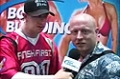 2008 Iron Man Pro: Expo Interview, Isaac Hinds With Brian Bullman