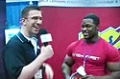 2008 Iron Man Pro: Isaac Chats with Brandon Curry