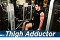 Exercise Guides: Thigh Adductor, Male/Short Clip