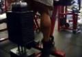 Universal Nutrition Training Videos: Alex Fedorov's Leg Training, Episode #6: Donkey Calf Raises