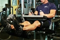 Exercise Guides: Seated Leg Curl, Male/Long Clip