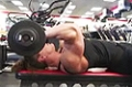 Heather Armbrust's Arm Training: Skull Crushers