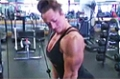 Heather Armbrust's Arm Training: Triceps Pushdown