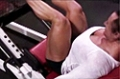 Heather Armbrust's Leg Training: Leg Presses